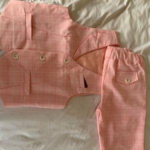 Matching Sets - Boys Super Cute Shorts Suit Set